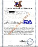 提供美国FDA认证书/美国FDA注册