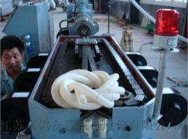 20~50PVC单壁波纹管挤出设备