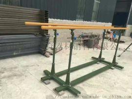 畢節軍用雙槓廠家 部隊訓練障礙器材