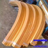 大理方管铝型材 100x35铝方通 铝合金矩形方管