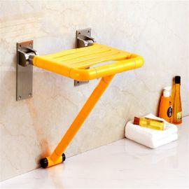 卫生间浴室支撑沐浴椅丨浴凳丨老年人卫生间扶手
