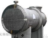 不锈钢列管式换热器 碳钢管壳式热交换器 螺旋板式冷凝器