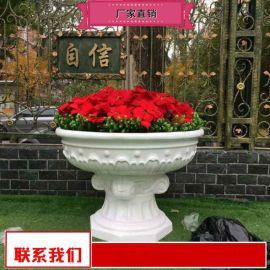 小区园林公园绿化花箱批发 质量可靠室外木质花钵