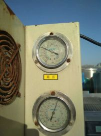 **二手盐水、乙二醇水冷低温机组、螺杆冷冻机组