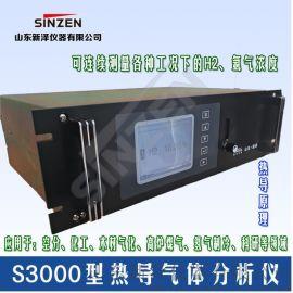 新泽在线热导H2氢气分析仪生产厂家