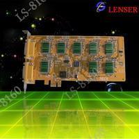 PCI-E十六路全实时视频压缩卡(LS-8016)