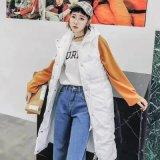 18潮流羽絨棉衣品牌折扣服裝外貿原單廠家直銷