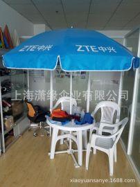 阳伞厂定做户外广告阳伞 印企业LOGO户外遮阳伞