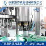 酵素灌裝機生產線 全自動液體飲料生產填充線三合一