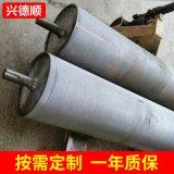 深圳无动力滚筒 厂家生产无动力镀锌滚筒 重型无动力输送滚筒