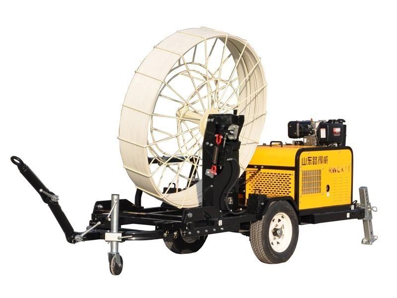 路得威全自动电线穿线机RWCX11/11C电缆穿线机