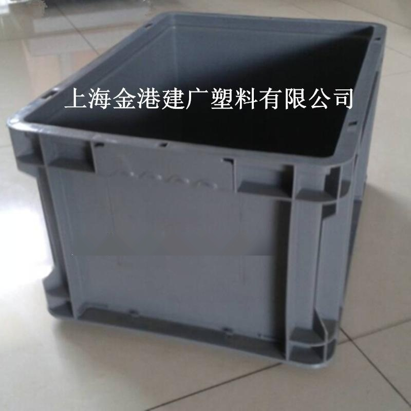 EU塑料物流箱 ,塑料周转箱 ,底部加强筋箱