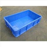 廠家直銷 塑料箱 660*450*170汽車零部件塑料週轉箱 物流塑料箱