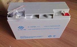 太阳神6-GFM-17 12V17AH 直流屏UPS/EPS电源 铅酸免维护蓄电池