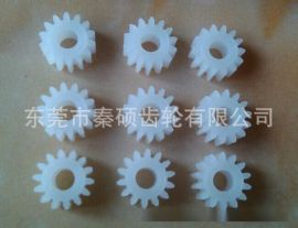 供应塑胶马达齿轮双联齿轮斜齿轮大模数齿轮