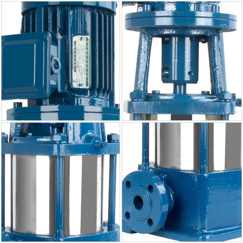 GDL160不锈钢多级离心泵 小型家用管道泵清水泵