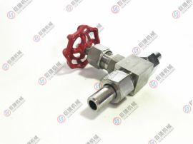 厂家直销 j23W-160P外螺纹焊接针型阀 201针型阀 304针型阀