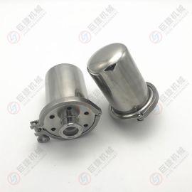 高品质卫生级呼吸器-水箱呼吸器、不锈钢过滤器