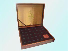 海蔘木製包裝盒 (SP-2064)