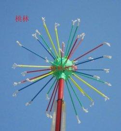 桃林LED礼花灯焰火灯发光树灯1米节日装饰彩灯