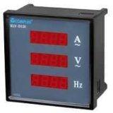 KLY-120数字电流、电压、频率三排组合显示表
