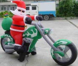 CS--041充气圣诞老人