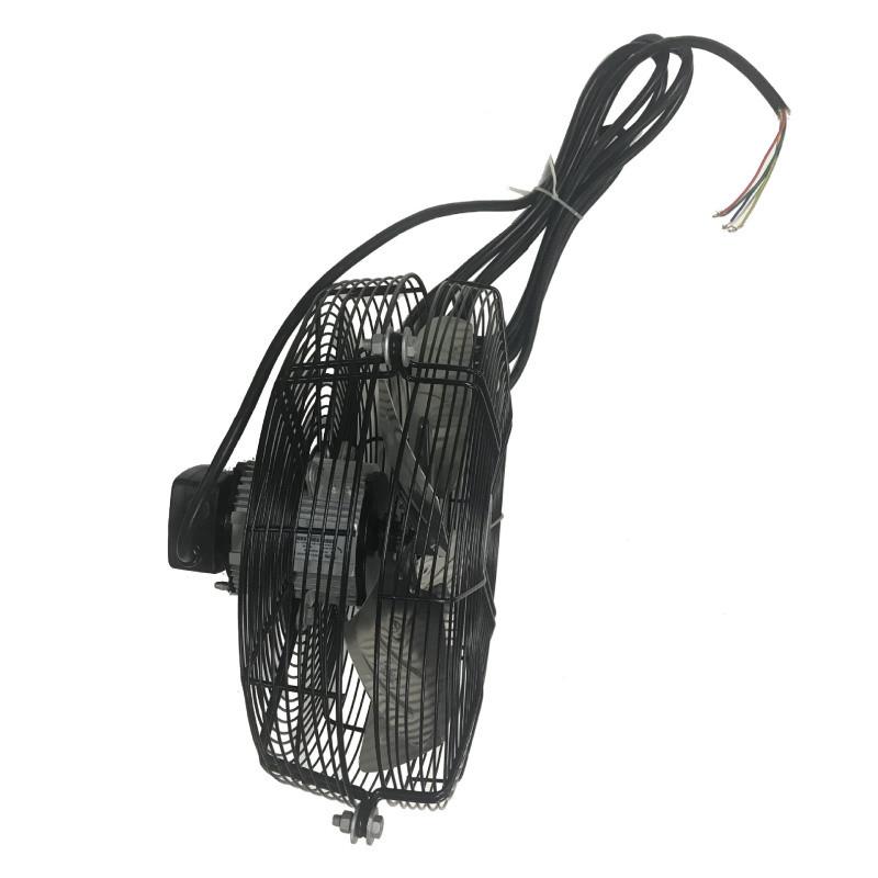 寿力空压机冷却风扇 压缩机散热风机 散热器