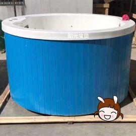 亚克力圆形游泳池 儿童游泳设备 婴儿游泳馆游泳池