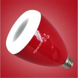 螺口创意无线蓝牙音乐灯 LED扬声器音响 节能智能家居灯泡音箱