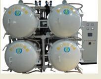卧式真空干燥炉(YC103)