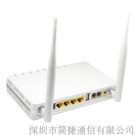 深简G802无线VoIP网关SIP协议两口FXS语音网关IAD无线路由器WIFI