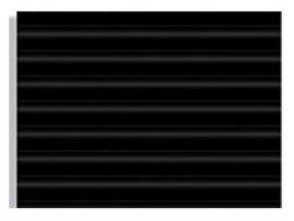 石家庄金淼电力厂家生产无味黑色防滑绝缘胶板