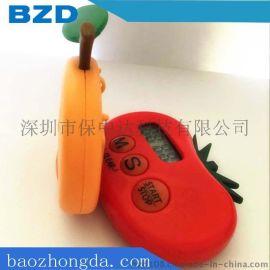 橙子计时器_新款水果计时器_99分钟通用计时器_多功能电子计时器