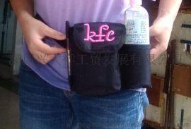 4S店美容工具腰包,服务员收银包,对讲机工具包,餐厅腰包批发