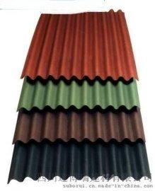 四川,重庆彩色波形沥青瓦,叠彩沥青瓦