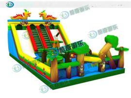 充气玩具 充气城堡 充气滑梯 儿童蹦蹦床