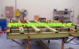 长期供应组合夹具/航天应用/铁道机车零件/机器人焊接工装