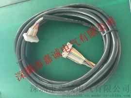 工控线束加工|工业线束线材定制|工业设备线束定制