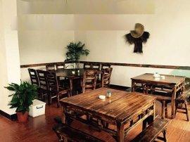 定做酒店家具餐厅家具,农庄酒店桌椅板凳