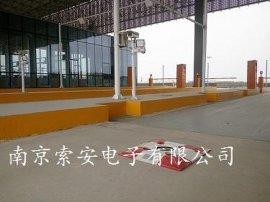 供应机场专用车底高清视频监控摄像机