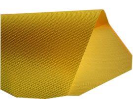 翰隆直销 500D 环保 PVC夹网布 防水包夹网布 箱包夹网布