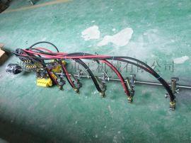 《厂家直销》多头直条半自动火焰切割机-GCD5-100