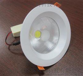 工程照明LED筒灯COB灯珠006 10W