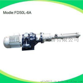 勤达供应调速计量泵 德国技术 夹板灌注胶泵 小计量添加剂泵