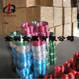 厂家供应 耐用喷涂铝线 高纯度1060国标铝线
