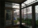 北京忠旺斷橋鋁型材、忠旺品牌斷橋鋁門窗、順義70系列1.8mm忠旺斷橋鋁門窗安裝效果