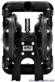 原装美国ARO 英格索兰 型号666170-3EB-C 1.5寸铝合金气动隔膜泵