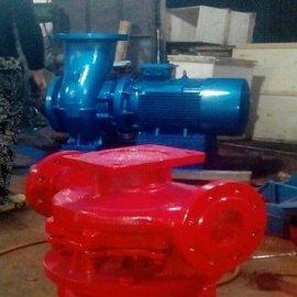 电动XBD1/49.7-150L-220A消防泵恒压切线泵消火栓泵