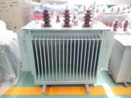 天津S11-100KVA铜芯电力变压器