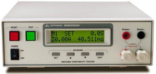 光伏组件接地电阻测试仪(CHT9930A)